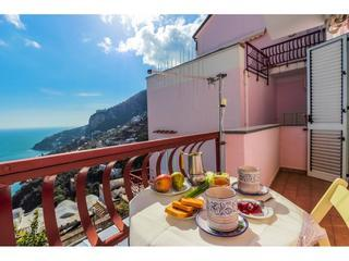 Giunone pretty apartment sea view car parking - Image 1 - Amalfi - rentals