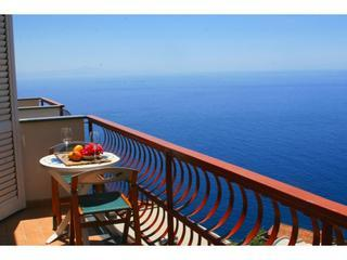 Lone new house car parking sea view Amalfi coast - Image 1 - Amalfi - rentals