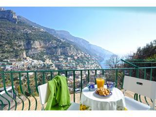 Collinetta apartment in Positano three bedrooms - Positano vacation rentals