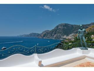 Anja Luxury Villa in lush green heart of Positano - Positano vacation rentals