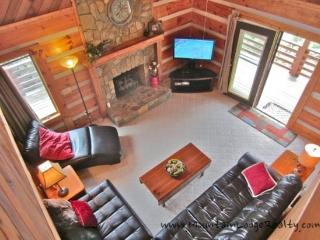 Kumbaya Log Cabin - Blue Ridge Mountains vacation rentals