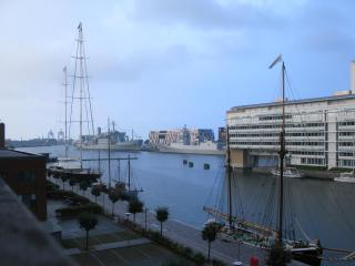 Apt. in the heart of CPH with amazing habour view - Osterbro vacation rentals