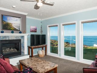 Oceanfront Condo - HDTV, WiFi, Indoor Pool & More! - Depoe Bay vacation rentals