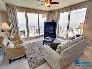 Shores of Panama 2201-Beautiful 3 Bedroom, 3 Bath Condo-Gulf Front-Sleeps 8 - Panama City Beach vacation rentals