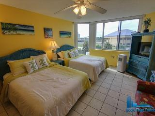 Top of the Gulf 308-Beautiful Studio-Optimal Location-REDUCED! BOOK NOW! - Panama City Beach vacation rentals