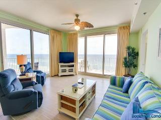 Shores of Panama 1203-Amazing Gulf Views-2 Bed, 2.5 Bath, Sleeps 8. BOOK NOW! - Panama City Beach vacation rentals