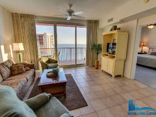 Shores of Panama 2114- 1 Bedroom + Bunks. Gulf Front-Prime Location-Sleeps 6. - Panama City Beach vacation rentals