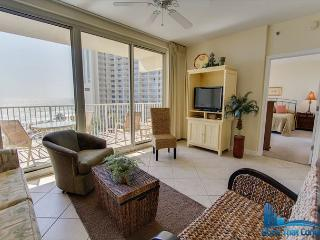 Shores of Panama 620-2 Bedroom Condo. Gulf Front! Sleeps 8! - Panama City Beach vacation rentals