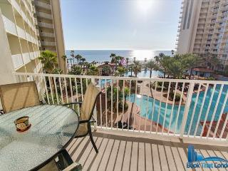 Shores of Panama 421- Gulf Front. Beautiful 2 Bed, 3 Bath! - Panama City Beach vacation rentals