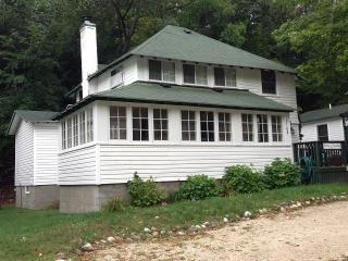 Two-Lake Cottage with Up North Charm - Manistee vacation rentals