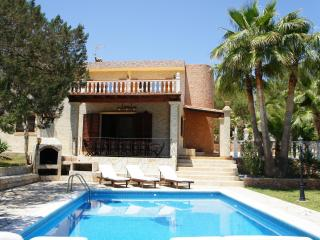 Gorgeous spacious villa in a wonderful location with an amazing pool side and garden. - Es Vive vacation rentals