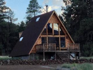 A-Frame Cabin in the National Forest - Flagstaff - Northern Arizona and Canyon Country vacation rentals