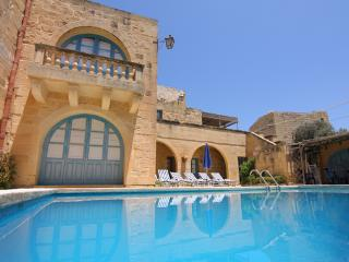 Holiday Farmhouse with Private Pool Sleeps 6 - Island of Gozo vacation rentals