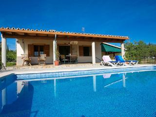 Delightful accommodation in Pollença,  Mallorca for 2 people - ES-1079001-Moscari - Inca vacation rentals
