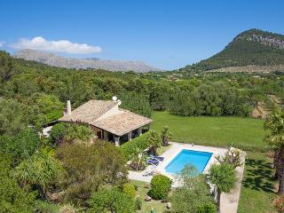 Beautiful villa in the north of Mallorca -  Pollença - ES-1079000-Pollença - Majorca vacation rentals