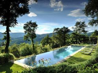 Arrighi part of a magnificent 11th century estate with staff & infinity pool - Preggio vacation rentals