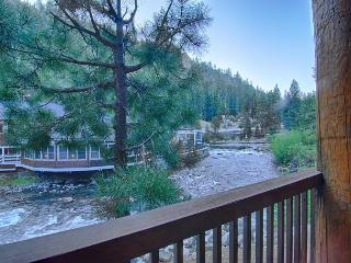 Riverfront Condo Vacation Rental - Alpine Meadows vacation rentals