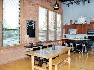 Central Lofts 212 Stays begin on Sundays - Southwest Michigan vacation rentals