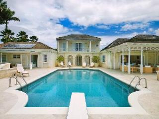 Aurora within Sandy Lane Estate affords incredible views, pool, staff & private tennis - Saint James vacation rentals
