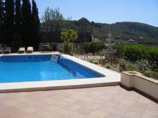 Casa Tosalet - Lliber Sleeps 2 to 4 - Jalon vacation rentals