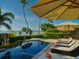 Villa 05 - Great Value Beach Front Villa with Pool - Koh Samui vacation rentals