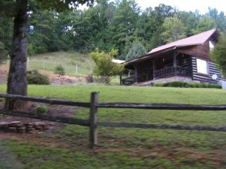Smoky Mtn. Retreat-- Log Cabin--Vacation Rental - Robbinsville vacation rentals