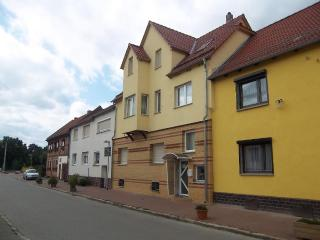 LLAG Luxury Vacation Apartment in Westerhausen - 2691 sqft, colorful decoration, nice wood features… - Thale vacation rentals
