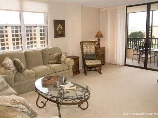 Gulf and Bay Club 502D Beach Front, 3 Heated Pools, Gym, Beach - Siesta Key vacation rentals