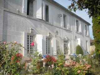 Close by Cognac, house of character with garden - Jarnac vacation rentals