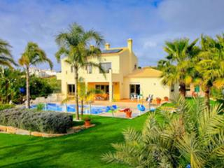 Large villa with beautiful gardens for 8  people with private pool near Albufeira - PT-1079059-Sao Rafael / Albufeira - Patroves vacation rentals