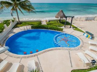 Beautiful Beachfront Villa Paradise - Enjoy Tranquility & Relaxation at its Best - Yucatan-Mayan Riviera vacation rentals