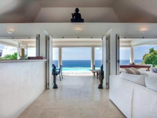 Beachfront Divine Vista with covered terrace and daily maid service - Saint Barthelemy vacation rentals