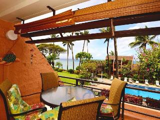 Oceanfront Fun, Sun, Ocea Front Cozy Condo on Secluded Beach - Lahaina vacation rentals