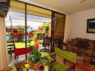 NEW OceanFront 1BR Ground Flr Steps to Sand! SUMMER SPECIAL - Lahaina vacation rentals