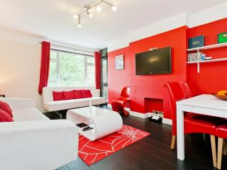 BEAUTIFUL LONDON N1-3 BEDROOM, 2 BATH WIFI,TV, DVD, 5 MIN TUBE TO KINGS X - London vacation rentals