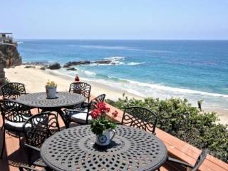 Laguna Beach Oceanfront Cottage - Orange County vacation rentals