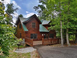 Mountain Majesty a two bedroom cabin - Tennessee vacation rentals