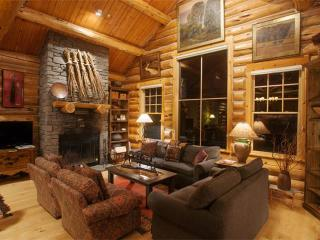 3 bed /2.5 ba- GRANITE RIDGE CABIN 7608 - Teton Village vacation rentals
