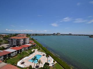 Isla Del Sol - Palma G-1007  Beautifully updated 10th floor Bay Front condo! - Saint Petersburg vacation rentals