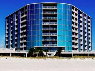 Beautiful 2 Bedroom / 2 Bathroom Condo Directly on the Beach SB-703 - Gulfport vacation rentals