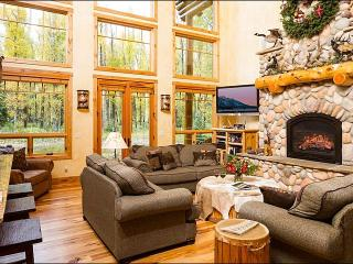 Expansive Mountain Home - Steps from the Snake River (6961) - Wilson vacation rentals