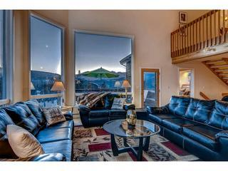 Family/friends enjoy vacation:  Shuttle, Wow Views - Breckenridge vacation rentals