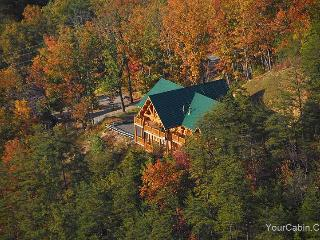 Lodge-Mahal Cabin - Tennessee vacation rentals