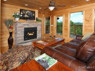 Gatlinburg Sunrise Cabin - Gatlinburg vacation rentals