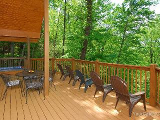 A Dream To Night Cabin - Pittman Center vacation rentals