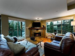 Valhalla 2 bdrm, sleeps 6, Quiet setting just steps from the action! - Whistler vacation rentals