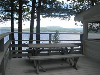 Gorgeous waterfront - Ossipee Lake, Boat Mooring, Swim Dock, Sunsets 36366 - Freedom - rentals