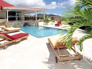 St. Martin Villa 205 The Villa Is Perched On A Hilltop With A Stunning View Of The Islands. - Orient Bay vacation rentals