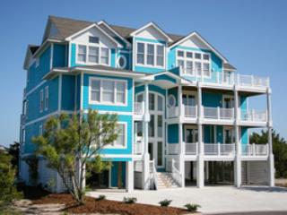 Kinnakeet Sunset - Outer Banks vacation rentals