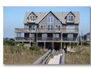 Sign of the Fish - Outer Banks vacation rentals